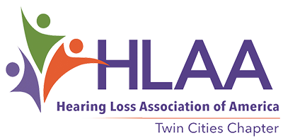 HLAA Twin Cities Logo